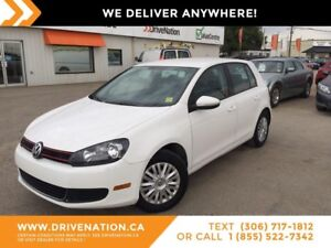 2012 Volkswagen Golf 2.5L Trendline RELIABLE BRAND!  **REBUIL...