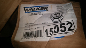 Catalytic Converter Walker 15052