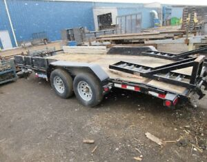 2013 5 Ton Low Bed Trailer