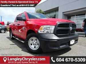 2015 RAM 1500 ST W/POWER WINDOWS & A/C