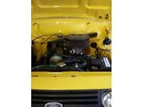 Ford 2 litre pinto rally prepared escort engine Mk1/2 historic Rally car