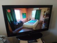 """Great condition 37"""" SAMSUNG LCD TV hd ready freeview inbuilt"""