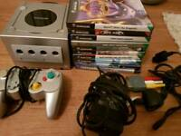 Gamecube with 9 games