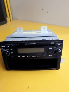 Radio d`origine Hyundai Accent 2006 à 2008