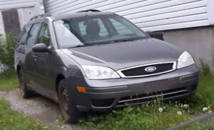 Ford focus 2005 ZXW familiale