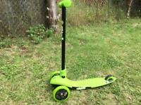 Glider Scooter