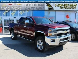 2016 Chevrolet Silverado 2500HD LTZ  - Leather Seats -  Bluetoot