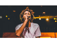 J.COLE @ O2 ARENA, LONDON - (SEATED TICKETS) 15/10/17
