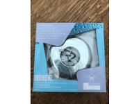 Halogen downlight for shower