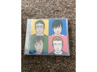 Blur:Best of CD. Never opened.