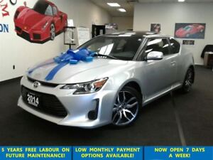 2014 Scion tC Sport Manual Alloys/Sunroof/Bluetooth&GPS*