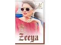 ZEEYA WHOLESALE ETHNIC DRESS MATERIAL MANUFACTURER