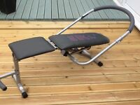 Exercise bench AB KING