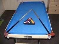 Junior Billiards Table