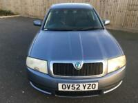 2003 Skoda Superb 1.9TDI PD 130 DIESEL FULL SERVICE TONS OF RECIEPTS