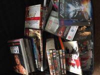 Job lot of dvds some sealed