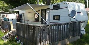 1988 Bel-Air park model trailer