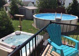 3 Bedroom Townhouse for Rent - 5 1/2 à Louer (Chambly)
