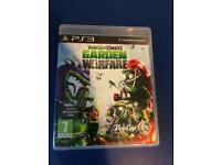 Ps3 games plants vs zombies