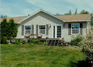 Beautiful home near Stewiacke at $6,000 less than assessed value