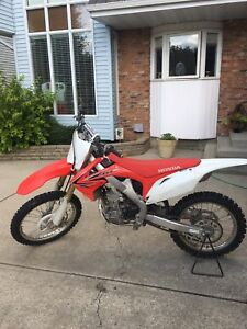 Honda CRF 250 for sale!