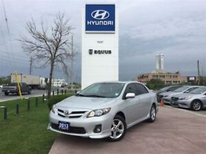 2013 Toyota Corolla CE - 2 SETS OF TIRES, SUNROOF