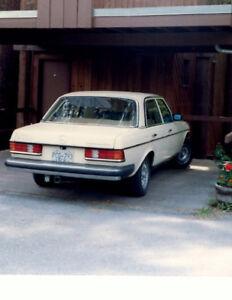 1985 Mercedes 300DT Turbodiesel
