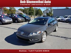2013 Volkswagen CC DSG w/ Nav & Roof ($77 weekly, 0 down, all-in