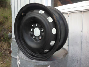 4 roues d'acier 16 pouces