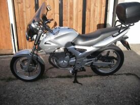 Honda CBF 250 2005 Very good condition location Wimbledon