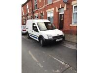 Ford Transit connect 2005 high top 12 month MOT new engine and clutch good runner BARGAIN