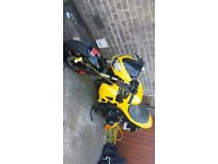 Gilera dna 125cc project for sale
