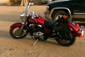 2003 Honda Shadow ACE 750 Fire Sale