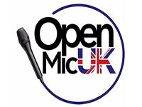 Reading Singing Competition - Open Mic UK