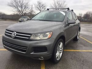 2012 Volkswagen Touareg Highline l panoramic roof l bluetooth
