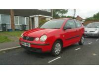 05 VW Polo E 1.2 3Door Excellent Drive 90k Miles HPI Clear