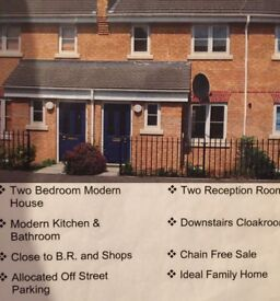 FOR RENT 2 BEDROOM HOUSE WITH GARDEN CLOSE TO ANERLEY AND PENGE STATIONS