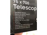 Zennox 76x700 Telescope