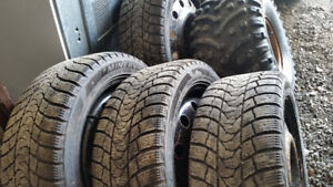 225 45R 17 Winter Tires