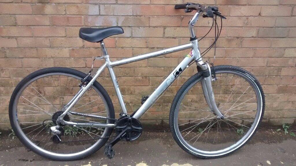 mans ktm hybrid bike | in eynesbury, cambridgeshire | gumtree