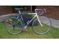 RETRO Quality Giant Light Racing Bike..Super Fast Ride..Full Working Order.. Good Brakes and Gears.