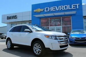 2014 Ford Edge Limited NAVIGATION, DUAL SUNROOFS