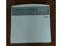 Stiebel Elton Convector Panel heater 1000watt with 24hour timer