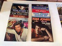 13 x Tom Jones LPs