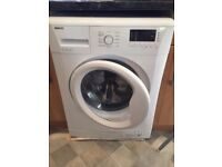 washing machine (1 year old) not working, for spares or repair