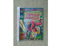 Captain Britain marvel comics