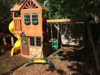Outdoor Play Frame