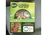 Complete Garden Outdoor Tap Kit BNIB