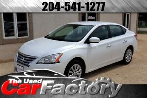 2013 Nissan Sentra LOW KM & ACCIDENT FREE