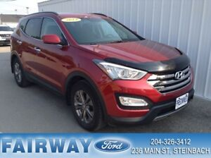 2014 Hyundai Santa Fe Sport 2.4L AWD Premium Fresh Local Trade